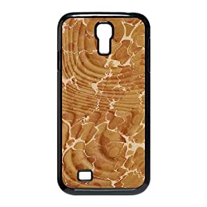 Custom Cover Case with Hard Shell Protection for SamSung Galaxy S4 I9500 case with Marbling lxa#443118
