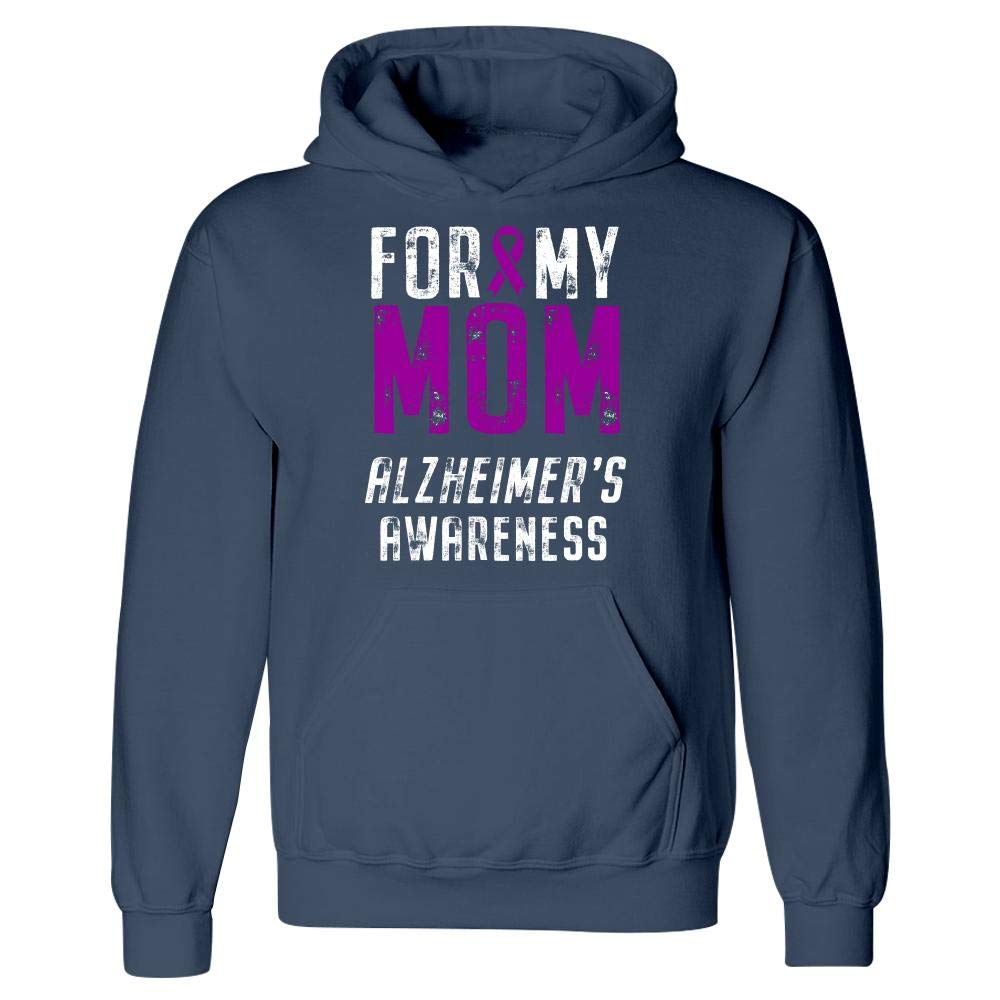 Mess Alzheimers Disease Awareness Mom Ribbon Shirts