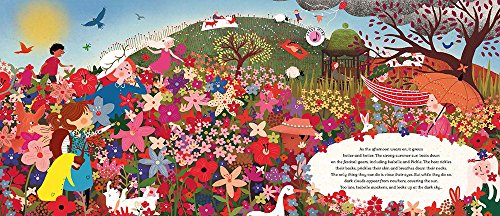 The Story Orchestra: Four Seasons in One Day: Press the note to hear Vivaldi's music by Frances Lincoln Children s Bks (Image #4)
