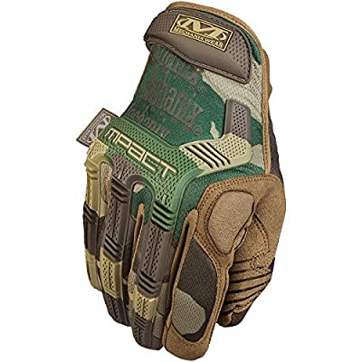 Mechanix Wear Tactical M-Pact Woodland Camo