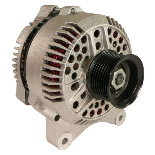 DB Electrical AFD0175 New Alternator 4.6L 4.6 5.4L 5.4 6.8L 6.8 Ford E250 E350 Van 02 03 2002 2003, Excursion 04 05 2004 2005, E450 Super-Duty 02 03 04 05 06 2002 2003 2004 2005 2006 2C2U-10300-BB ()