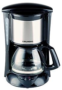 Grundig 12 Volt LKW PKW KFZ Kaffeemaschine mit Glaskanne für 6 Tassen,...
