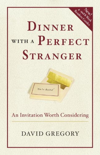 Dinner with a perfect stranger an invitation worth considering dinner with a perfect stranger an invitation worth considering by gregory david stopboris Image collections