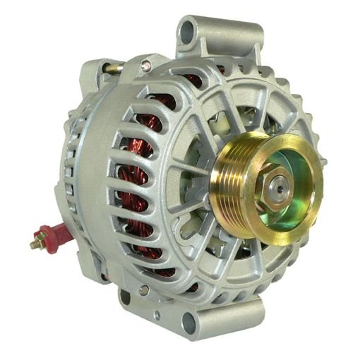 DB Electrical AFD0117 New Alternator For Ford Mustang 4.0L 4.0 V6 05 06 07 08 2005 2006 2007 2008 4R3T-10300-AA 4R3T-10300-AB 4R3Z-10346-AA 6R3T-10300-CB 6R3Z-10346-A 6R3Z-10346-ARM 1-3032-01FD GL-905 ()