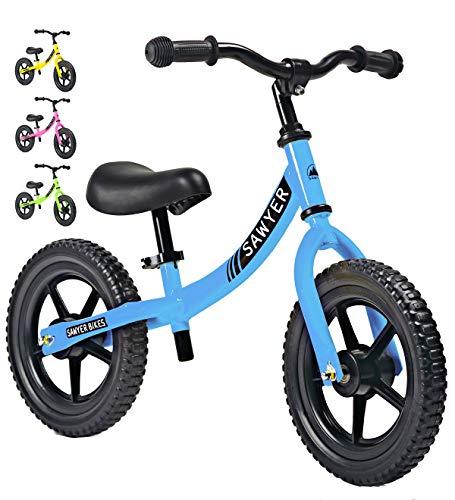 🥇 Sawyer – Bicicleta Sin Pedales Ultraligera – Niños 2