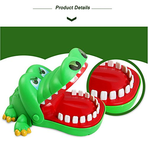 Oun Nana Crocodile Dentist Crocodile Biting Finger Game Funny Toy Gift Funny Toys For Kids