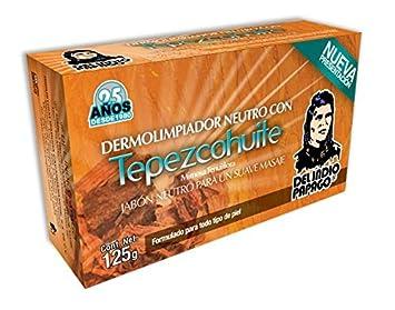Amazon.com: Tepezcohuite jabón, jabon Champu Anticaída jabón ...
