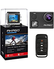 Save Big on AKASO V50 Native 4K Action Camera