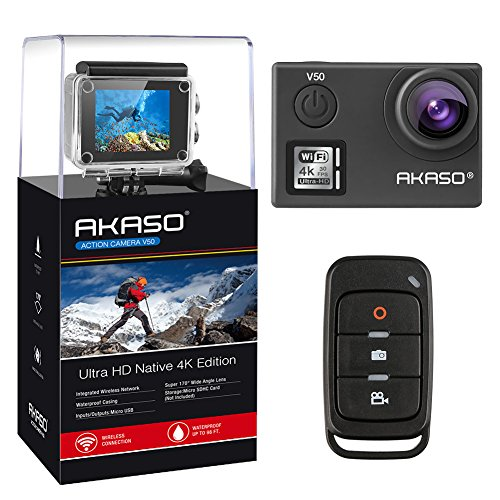 Waterproof Camera With Remote Control - 9