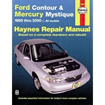 Ford Contour & Mercury Mystique, '95'00 (Haynes Repair Manuals)