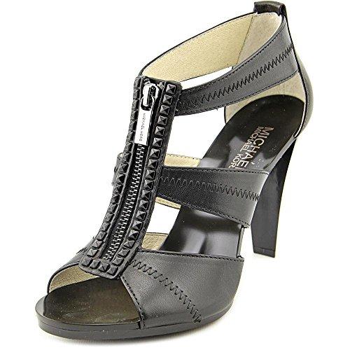 Michael Michael Kors Women's Berkley Sandals, Black, 9 B(M) US