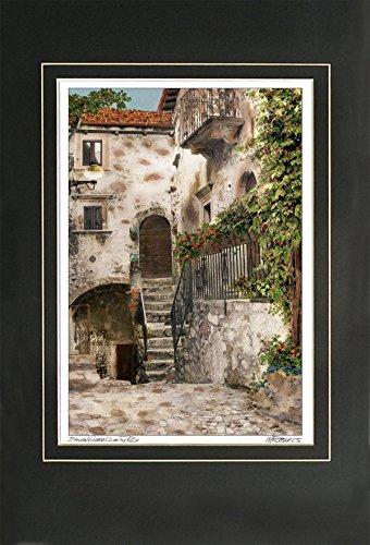 Tuscan Roof Tile (