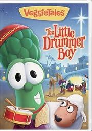 Veggietales The Little Drummer Boy DVD CD…
