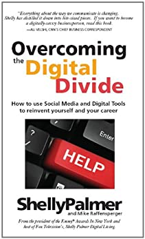 Overcoming the Digital Divide: How to use Social Media and Digital tools to reinvent yourself and your career by [Palmer, Shelly, Raffensperger, Mike]