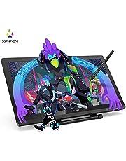 XP-PEN Artist 22 Pro Tablette Graphique avec Ecran 21.5 Pouces Stylet 8192 Niveaux Stand Inclus - Idéal Tablette à Ecran pour Les Professionnels