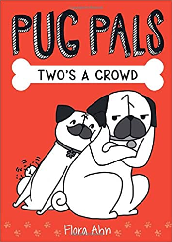 Image result for pug pals twos a crowd cover