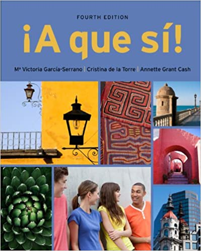 A que si! (World Languages) - Kindle edition by M. Victoria ...