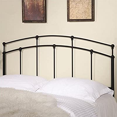 Coaster 300190QF Home Furnishings Headboard, Queen/Full, Black