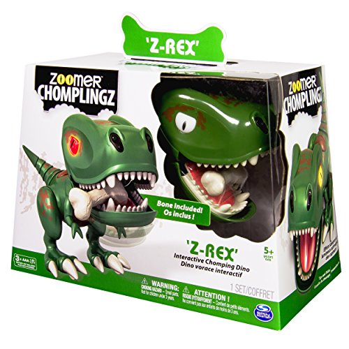 Zoomer Chomplingz – Z-Rex Interactive Dinosaur by zoomer (Image #2)