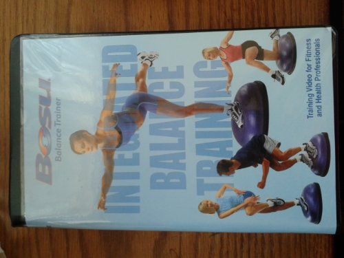 Bosu Balance Trainer Integrated Balance Training Video for Fitness and Health Professionals - Integrated Video