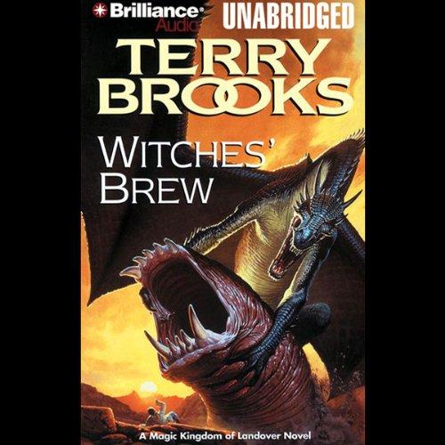 Witches' Brew: Magic Kingdom of Landover, Book 5