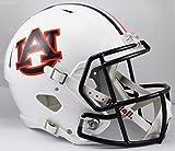 NCAA Auburn Tigers Full Size Speed Replica Helmet, Orange, Medium
