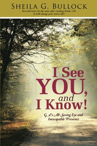 Download I See You, and I Know!: G_d's All-Seeing Eye and Inescapable Presence PDF