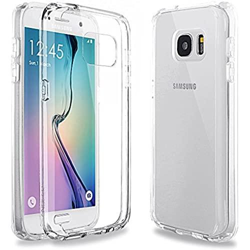 Galaxy S7 Case, ENDLER [Clear Cushion] Premium Protective Case For Samsung Galaxy S7Scratch Resistant Seamless Sales