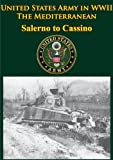 Salerno to Cassino by Martin Blumenson front cover