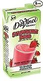Beverage Jet Tea Strawberry Bomb Smoothie Mix -- 6 Case 64 Ounce