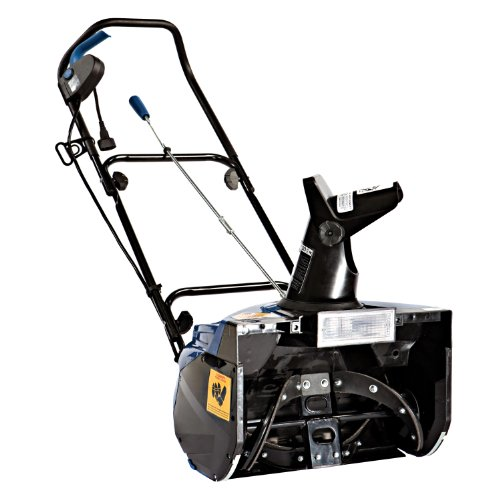 Snow Joe Ultra SJ623E 18-Inch 15-Amp Electric Snow Thrower with Light (Snow Blower Throw compare prices)