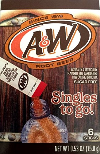 a and w root beer - 8
