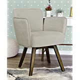 ELLE Décor Esme Home Office Chair   Ivory