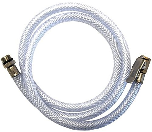 Spare Hose with Adaptor for Air Inflators, 40 cm BGS 3242-1