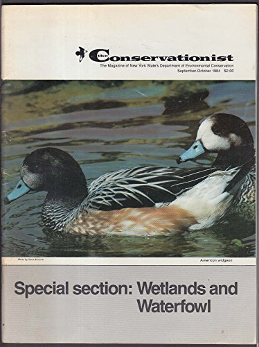 CONSERVATIONIST Squirrel Hunting; Jay N Darling Duck Stamp; Adirondack 9-10 1984 ()