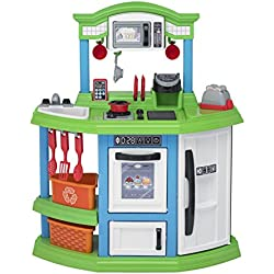 American Plastic Toys Cozy Comfort Kitchen Playset
