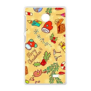 Merry Christmas fashion practical Phone Case for Nokia Lumia X