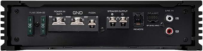 Kenwood X502-1 Class D Monoblock Power Amplifier X5021 Renewed