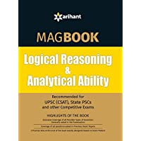 MAGBOOK Series-Logical reasoning & Analytical Ability