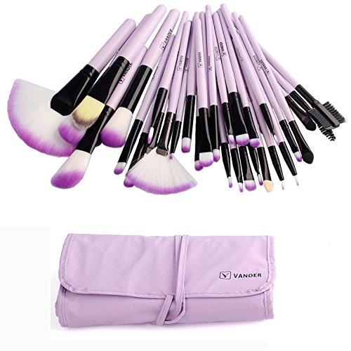 32 piece makeup brush set - 7