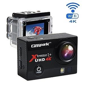 campark act74 action camera 4k 16mp wi fi sport cam. Black Bedroom Furniture Sets. Home Design Ideas