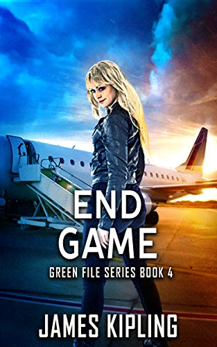 End Game (Green File Series Book 4) by [Kipling, James]