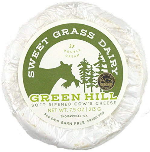 Sweet Grass Dairy, Green Hill Cheese (3 pack)