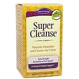 Best Whole Body Cleanses - Nature's Secret Super Cleanse, 100 Tablets, 1 Bottle Review