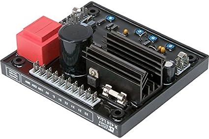 1 YEAR WARRANTY Thunder Parts AVR SR7 AUTOMATIC VOLTAGE REGULATOR FOR GENERATOR AVR SR-7 SR7-2G
