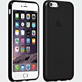 Verizon OEM High Gloss Silicone Case Cover for Apple iPhone 6 Plus / 6S Plus 5.5  - Black - Verizon Retail Package