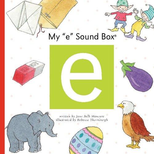 """Download My """"E"""" Sound Box (Sound Box Books) PDF"""
