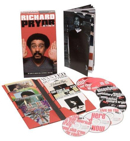 Richard Pryor: ...And It's Deep Too! The Complete Warner Bros. Recordings (1968-1992)
