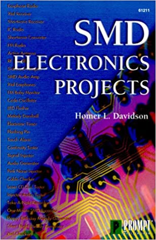 SMD Electronics Projects: Homer L Davidson: 9780790612119: Amazon