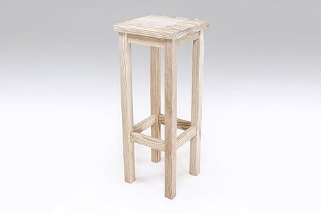 Abc meubles sgabello bar in legno made in france s26 legno